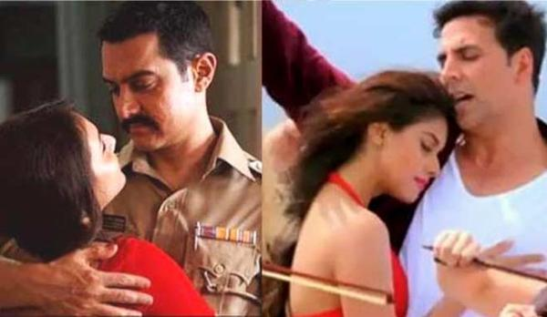 Khiladi 786 and Talaash slug it out at the box office!