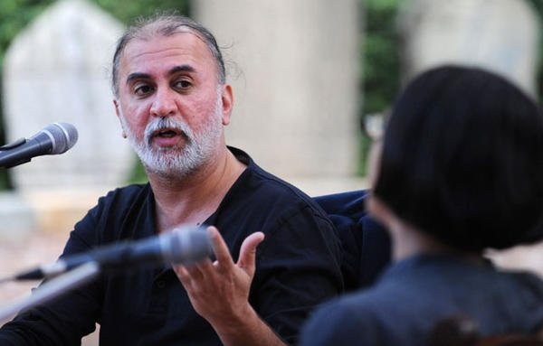 Tejpal Proves That Education Doesn't Change Male Attitudes!