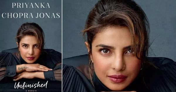 Priyanka Chopra's Memoir 'Unfinished' Has Finally Been Finished and Unveiled!
