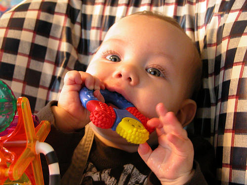 How to Soothe Your Baby's Teething Troubles