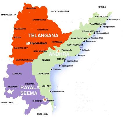 Telangana is Born!
