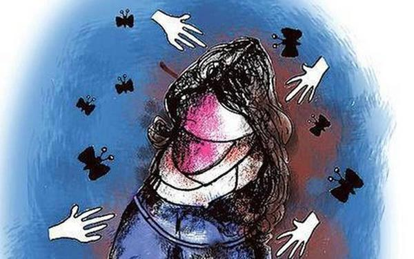 No Country for Women - a Woman Burnt in Bihar for Resisting Rape!