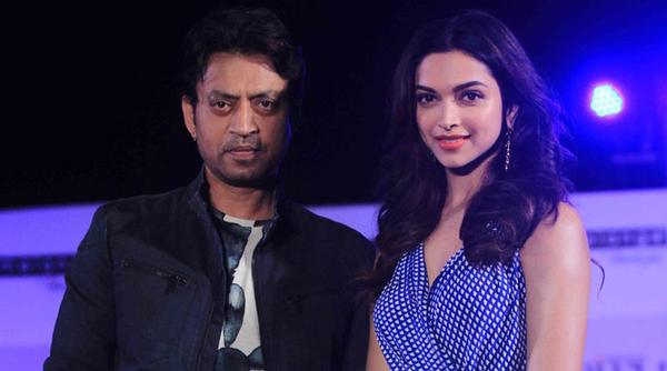 Deepika Reunites with Irrfan for Another Whacky Project!