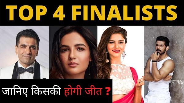 These are the 4 Finalists in Bigg Boss 14!
