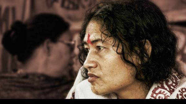 Irom Sharmila quits politics.