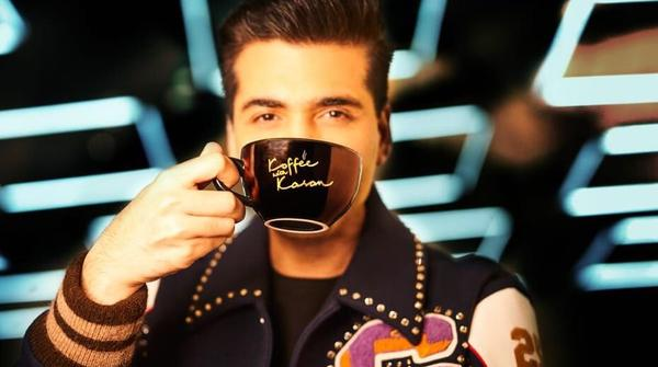 Karan is Back With His Koffee on TV, Guess What's Different?