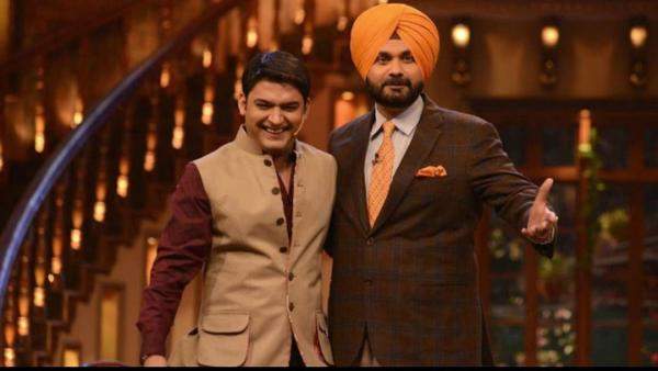 Navjot Singh Sidhu Lands the Kapil Sharma Show in Trouble!