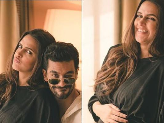 Confirming All Rumours, Neha and Angad Announce Pregnancy!