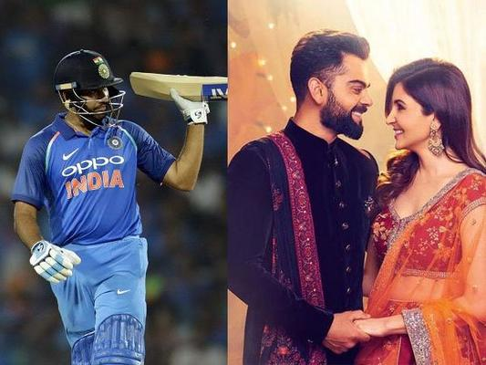 What's Brewing Between Rohit Sharma and Virushka?