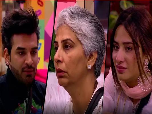 After MSK Paras Meets His Mom and Mahira Sharma