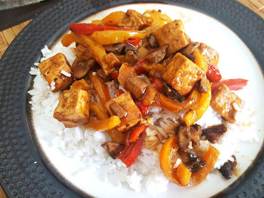 Try This Kung Pao Tofu Recipe Tonight!