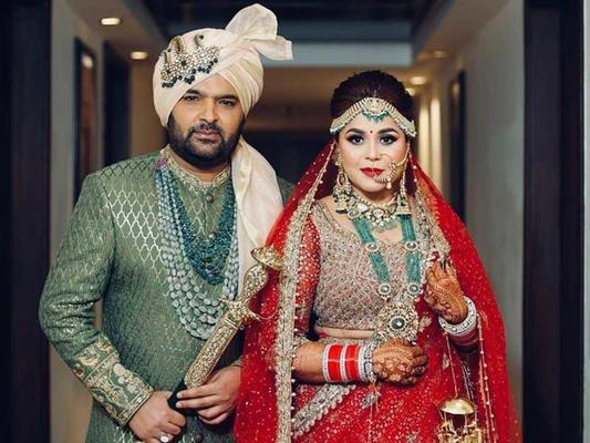 It's Babymoon Time for Kapil and Ginni!