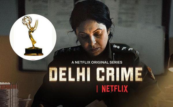 'Delhi Crime' Wins International Emmy Award