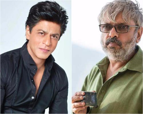 Shahrukh is tying up With Sanjay Leela Bhansali for His Next Film.