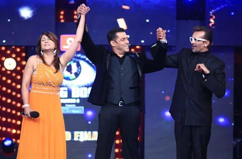 Urvashi Dholakia Wins Bigg Boss 6