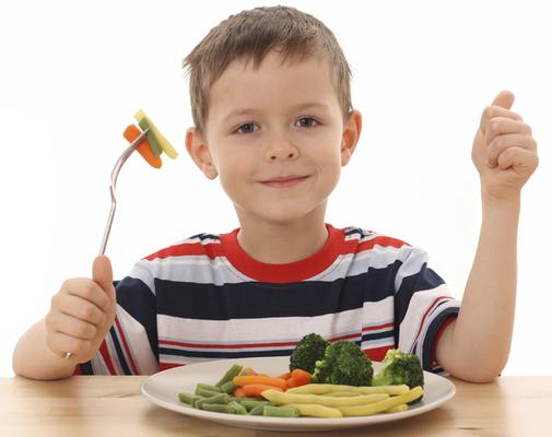 Raveena's Diet Tips For Kids