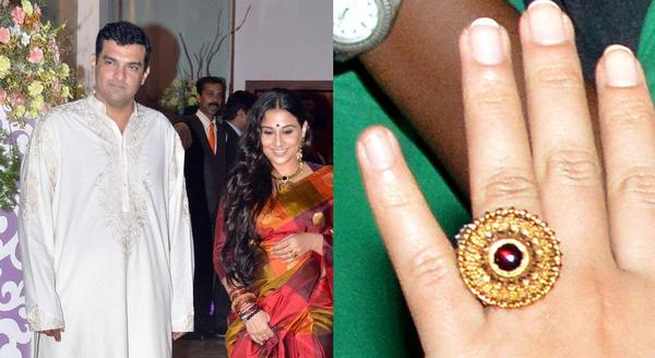 Vidya Balan Getting Married Tomorrow!