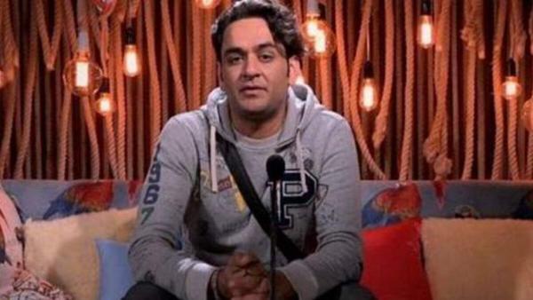 Vikas Gupta Exits BB14 House Again