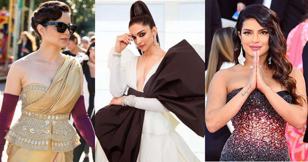 Deepika, Kangana or Priyanka - Who Impressed You the Most With Their Cannes Look?
