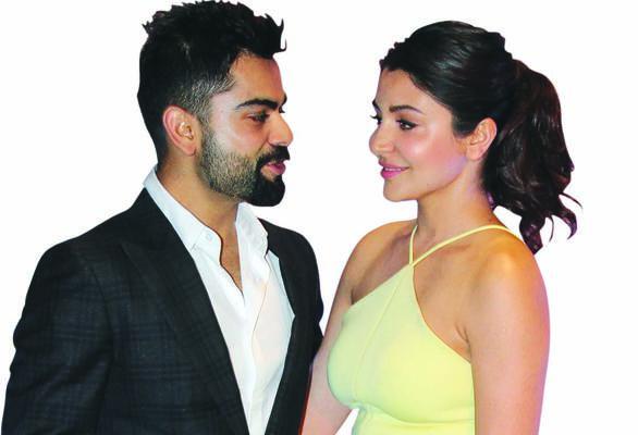 BCCI Ruins Valentine's Day For Anushka and Virat!