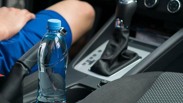 Did You Know You Should Never Drink Water Left in a Car?