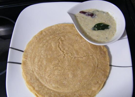 Try Healthy Wheat Dosas at Home!