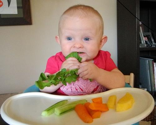 Tips to Wean Your Baby With Wholesome Food Items