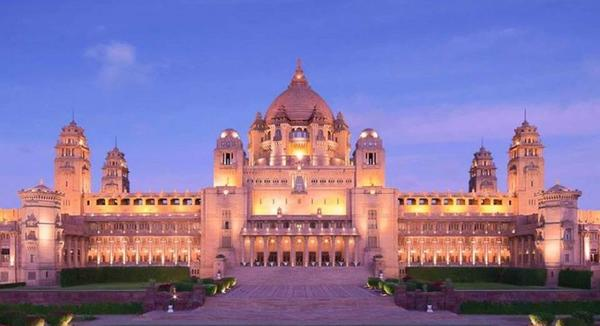 Do You Know How Much It Costs to Have a Wedding at Umaid Bhavan?