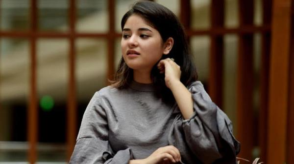 Zaira Wasim Set to Work With Priyanka and Farhan