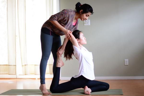 Love Yoga? Make a Career Out of it!