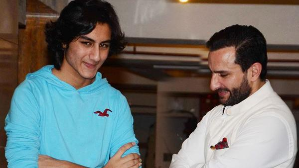 You Won't Believe the Resemblance Between Ibrahim Ali Khan and Daddy Saif!