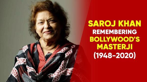 A Look at The Journey of Nirmala Nagpal aka Saroj Khan
