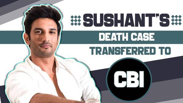 CBI to investigate Sushant's death case, Sushant Singh Rajput