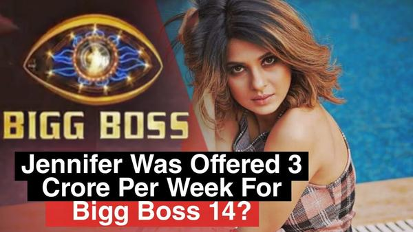 Jennifer Winget Was Offered 3 Crore per Week for Bigg Boss 14!!!