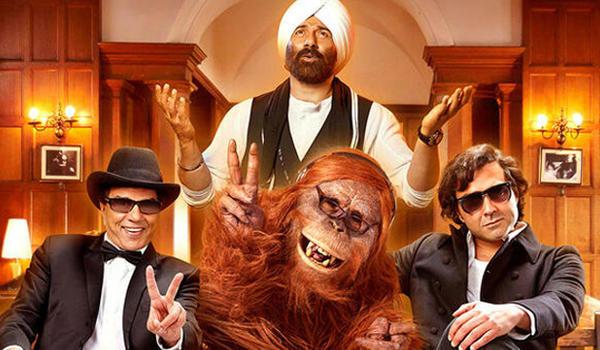 Yamla Pagla Deewana Rakes In Rs. 21.50 Crore Over The Weekend!