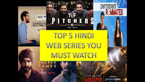 5 Best Hindi Web Series This Year