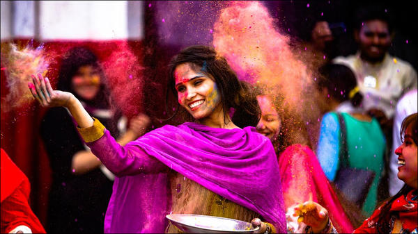 How to Protect Your Skin as You Play Holi!