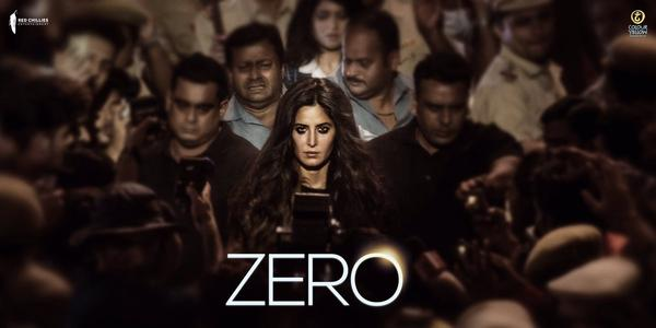 Here's Katrina's First Look in Zero, Shared by SRK