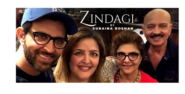 Read Sunaina Roshan's Blog for Inspiration Today!