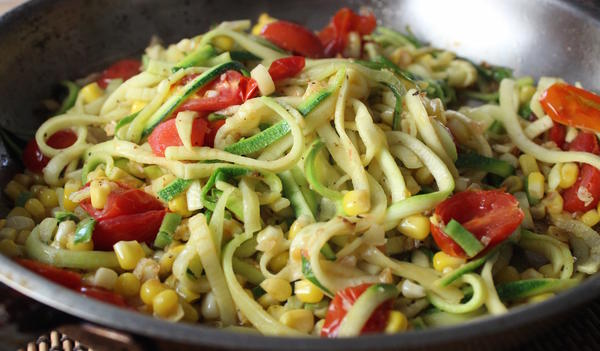 Zoodles: Noodles That Help You Lose Weight!