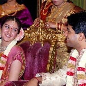 Sridevi Vijayakumar Wedding Still