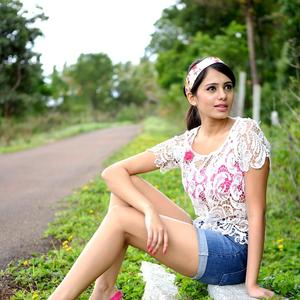 Deepa Sannidhi Latest Photoshoot Still