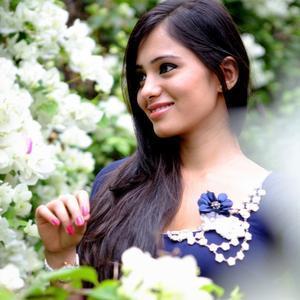 Deepa Sannidhi Sweet Smile Pic