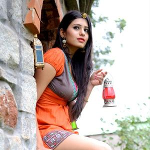 Telugu Actress Deepa Sannidhi Sizzling Photo Shoot