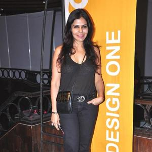 Nisha Jamwal At  Design One Shopping Festival In Mumbai