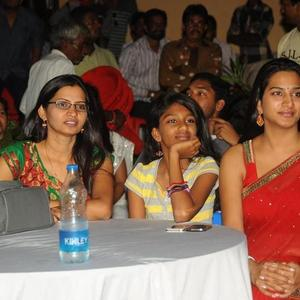Geeta Madhuri and Surekha Vani at Denikaina Ready Audio Release