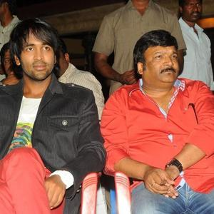 Vishnu During Denikaina Ready Audio Release Function