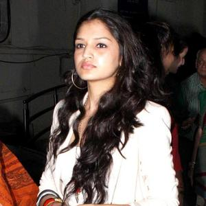 Chitrashi Rawat At Student Of The Year Screening
