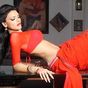 Sherlyn Chopra Hot Still With Expression