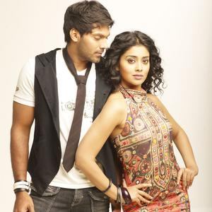 Arya And Shriya Saran Cute Look Still
